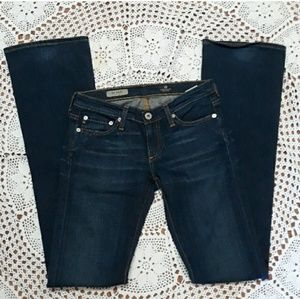 AG Adriano Goldschmied the angel stretch jeans 24